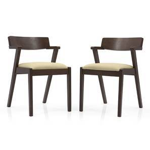 Thomson Dining Chairs - Set of 2 (Beige)