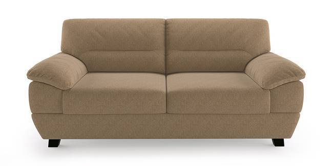 Alora Sofa (Mist) (3-seater Custom Set - Sofas, None Standard Set - Sofas, Mist, Fabric Sofa Material, Regular Sofa Size, Regular Sofa Type)
