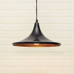 Truba Ceiling Lamp (Black) by Urban Ladder