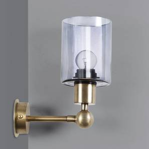 Draper Wall Lamp (Brass Base Finish) by Urban Ladder