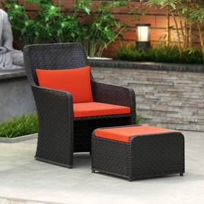 Bentham patio chair rust lp