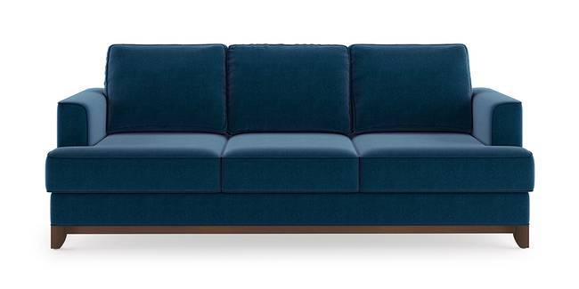 Halden Sofa (Cobalt Blue) (1-seater Custom Set - Sofas, 2-seater Custom Set - Sofas, None Standard Set - Sofas, None Standard Set - Sofas, Cobalt, Cobalt, Fabric Sofa Material, Fabric Sofa Material, Regular Sofa Size, Regular Sofa Size, Regular Sofa Type, Regular Sofa Type)