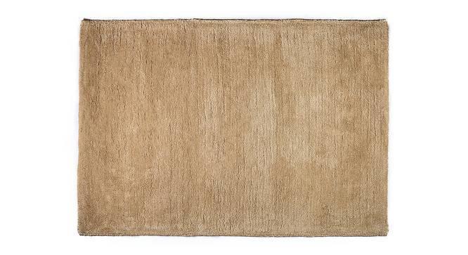 "Dartmoor Shaggy Rug (Beige, 60"" x 36"" Carpet Size) by Urban Ladder"