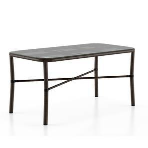 Cirali Low Height Table (Black) by Urban Ladder