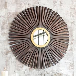 Solis round wall mirror lp