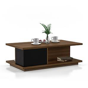 Webber Storage Coffee Table (Black)