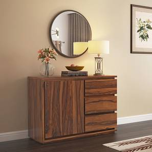 Vector Sideboard (Teak Finish)