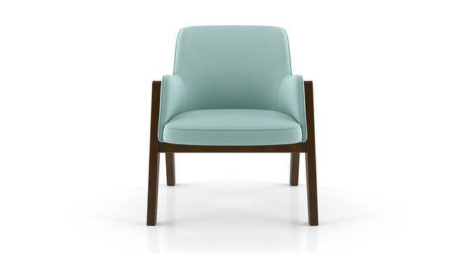 Carven Lounge Chair (Aqua) by Urban Ladder