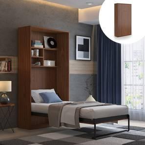 Lawrence Murphy Single Bed (Walnut Finish)