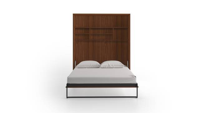 Lawrence Murphy Bed (Walnut Finish, Queen Bed Size) by Urban Ladder
