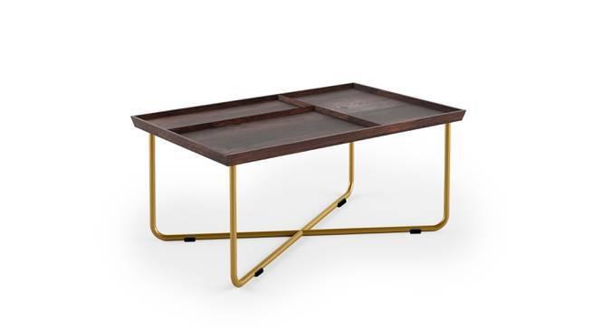 Portola Coffee Table (Walnut Finish) by Urban Ladder