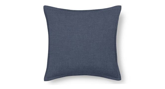 "Tito Cushion Cover - Set Of 2 (16"" X 16"" Cushion Size, Twilight Blue) by Urban Ladder"