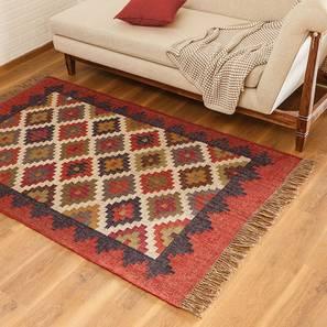 "Paleti Dhurrie (36"" x 60"" Carpet Size) by Urban Ladder"