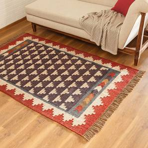 "Teselado Dhurrie (36"" x 60"" Carpet Size) by Urban Ladder"