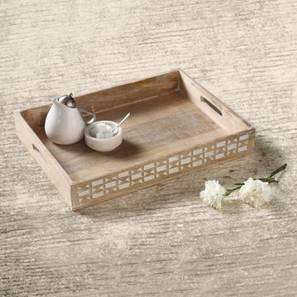 Kohi Tray (White Wash)