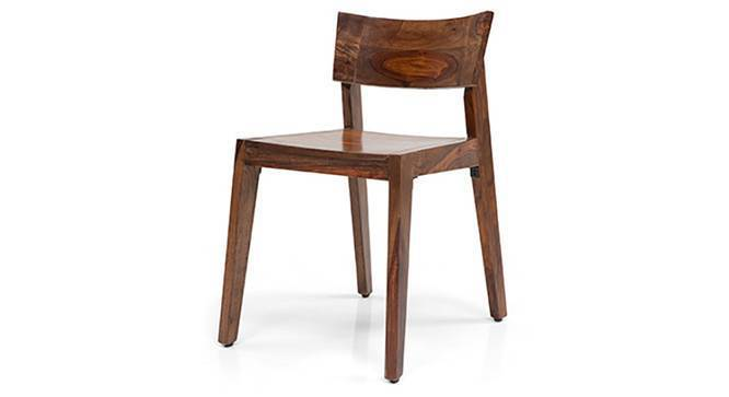 Gordon Chair (Teak Finish, Yes) by Urban Ladder