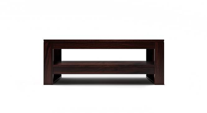 Epsilon Coffee Table (Mahogany Finish, Yes) by Urban Ladder