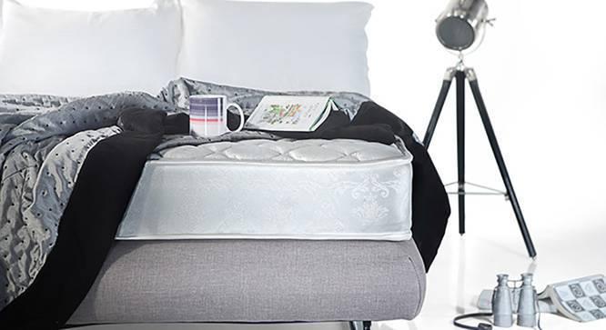 DreamLite Mattress (Single Mattress Type, 75 x 36 in Mattress Size, 6 in Mattress Thickness (in Inches), Yes) by Urban Ladder