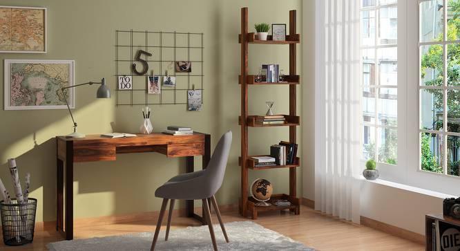 Austen Bookshelf (Teak Finish, Yes) by Urban Ladder