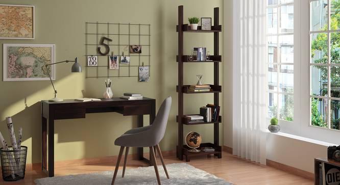 Austen Bookshelf (Mahogany Finish, Yes) by Urban Ladder