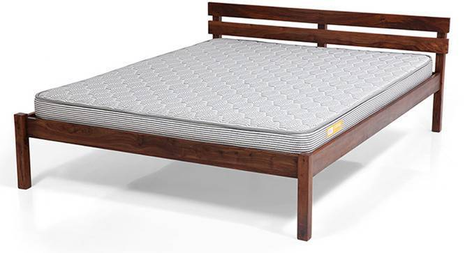 Essential Coir Mattress (Queen Mattress Type, 72 x 60 in Mattress Size, 4 in Mattress Thickness (in Inches), Yes) by Urban Ladder