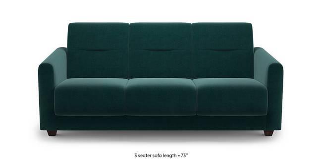 Lloyd Sofa (Malibu Blue) (Fabric Sofa Material, Compact Sofa Size, Malibu, Regular Sofa Type)