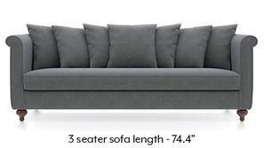 Marlene Sofa (Smoke Grey)