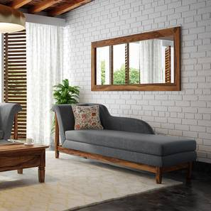 Malabar Chaise (Teak Finish, Right Aligned Chaise (Individual) Custom Set    Sofas