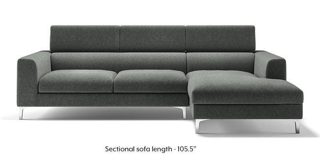 Wonderful Chelsea Adjustable Sectional Sofa (Grey) (Grey, None Custom Set   Sofas,