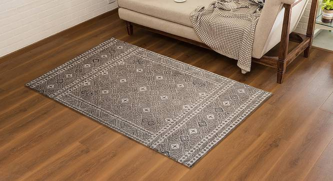 Grisa Hand Tufted Carpet by Urban Ladder