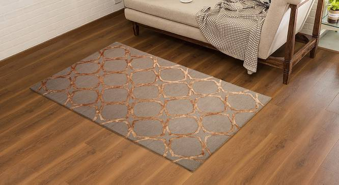Timur Hand Tufted Carpet by Urban Ladder