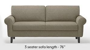 Oxford Sofa (Mist Brown)