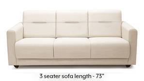 Lloyd Sofa (Pearl White)
