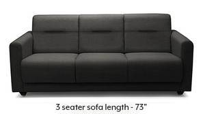 Lloyd Sofa (Steel Grey)