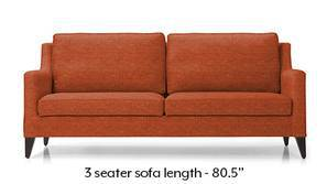 Greenwich Sofa (Lava Rust)