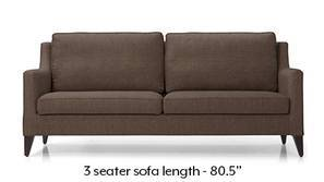 Greenwich Sofa (Mocha Brown)