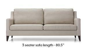 Greenwich Sofa (Pearl White)