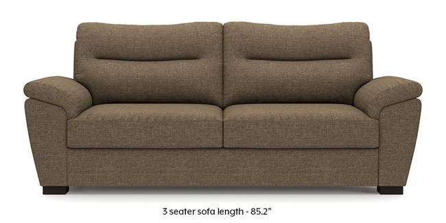 Adelaide Sofa (Dune Brown) (Dune, Fabric Sofa Material, Regular Sofa Size, Regular Sofa Type)