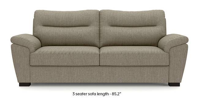 Adelaide Sofa (Mist Brown) (Mist, Fabric Sofa Material, Regular Sofa Size, Regular Sofa Type)