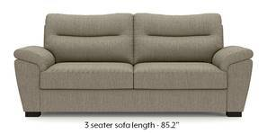 Adelaide Sofa (Mist Brown)