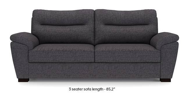 Adelaide Sofa (Steel Grey) (Steel, Fabric Sofa Material, Regular Sofa Size, Regular Sofa Type)