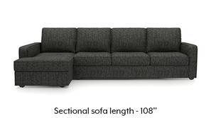 Apollo Sectional Sofa (Cosmic Grey)