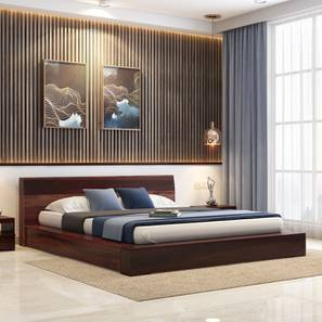 Bed designs buy latest modern designer beds urban ladder for New bed designs images