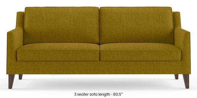 Greenwich Sofa (Olive Green) (1-seater Custom Set - Sofas, None Standard Set - Sofas, Olive, Fabric Sofa Material, Regular Sofa Size, Regular Sofa Type)