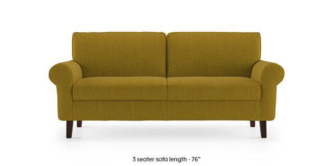 Oxford Sofa (Olive Green) (1-seater Custom Set - Sofas, None Standard Set - Sofas, Olive Green, Fabric Sofa Material, Regular Sofa Size, Regular Sofa Type)