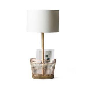 Candi Table Lamp (Copper Base Finish) by Urban Ladder