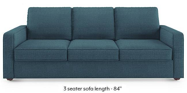 Apollo Sofa Set (Fabric Sofa Material, Regular Sofa Size, Soft Cushion Type, Regular Sofa Type, Master Sofa Component, Colonial Blue)