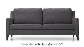 Greenwich Sofa (Steel Grey)