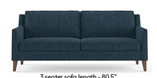 Greenwich Sofa (Indigo Blue, Fabric Sofa Material, Regular Sofa Size, Soft Cushion Type, Regular Sofa Type, Master Sofa Component)