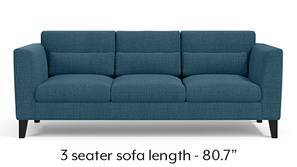 Lewis Sofa (Colonial Blue)